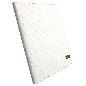 Krusell Avenyn Tablet pouzdro - bílá