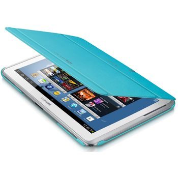 Samsung polohovací pouzdro EFC-1G2NL pro Galaxy Note 10.1. (N8000/N8010), modrá