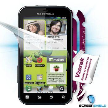 Fólie ScreenShield Defy+ ochrana displeje-displej+voucher na skin