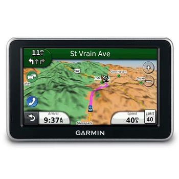 "Garmin Nüvi 2340T CE Lifetime - mapy CE/4,3"" LCD/RDS/TOPO Czech"