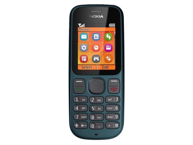 obsah balení Nokia 100 Legion Blue