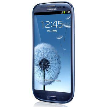 Samsung Galaxy S III i9300 16GB Pebble Blue - rozbaleno, nové, záruka 24 měsíců