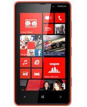 Nokia Lumia 820 červená