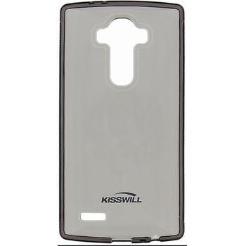 Kisswill TPU pouzdro pro LG G4 Stylus, černé