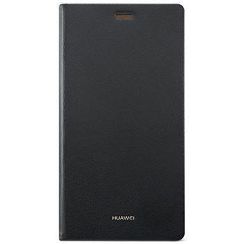 Huawei flipové pouzdro pro P8, černé