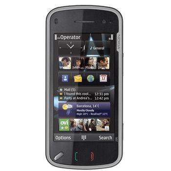 NOKIA N97 Black + aktivní držák Brodit