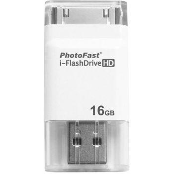 PhotoFast i-FlashDrive HD Gen 2, 16GB - 30pin