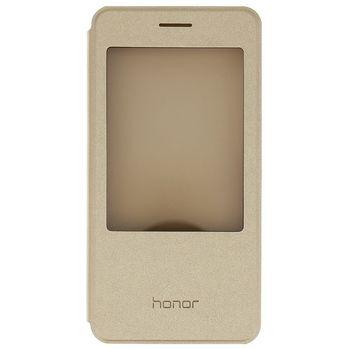 Honor S-View originální pouzdro pro Honor 4X, zlaté