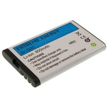 Nokia originální baterie BL-5CT pro Nokia C3-01, C5-00, C6-01, 6303i, 1050mAh