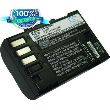 Baterie (ekv. D-LI90) pro Pentax 645D, K7, K-7, Li-ion 7,4V 1250mAh