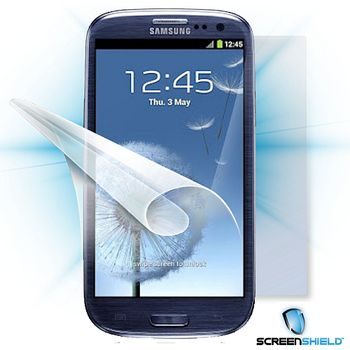 Fólie ScreenShield Samsung Galaxy S III i9300 - celé tělo