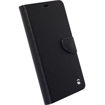 Krusell flipové pouzdro Boras pro Microsoft Lumia 950, černé