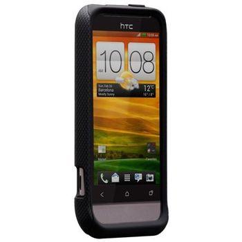 Case Mate pouzdro Tough Black pro HTC ONE V