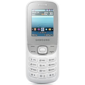 Samsung E2200, bílý