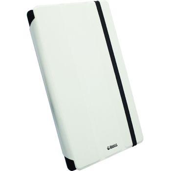 Krusell univerzální pouzdro TabletCase Malmö Small, bílá