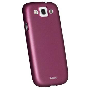 Krusell hard case - ColorCover - Samsung i9300 Galaxy S III  (růžová)