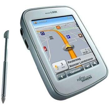 FS GPS Navigace Fujitsu Siemens Pocket Loox n100 + Navigon - bazarové zboží