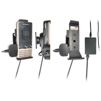 Brodit držák do auta pro Sony Ericsson G700 se skrytým nabíjením v palubní desce