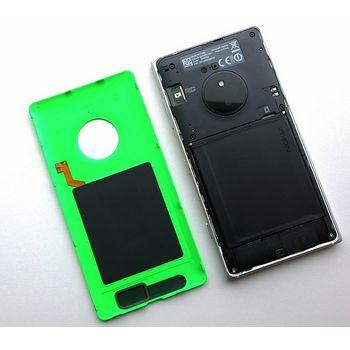 Náhradní díl kryt baterie vč. NFC pro Nokia Lumia 830, zelený