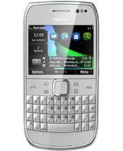 Nokia E6-00 Silver