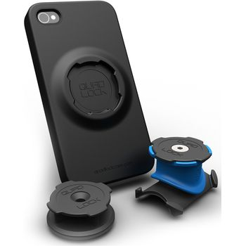 Quad Lock Deluxe Kit - iPhone 4/4S
