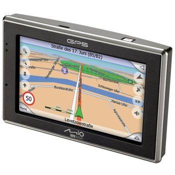 Mio C720bT - HDD 2GB, BT HF, LCD 16:9, 2MPx fotoaparát, mapy EU, TMC