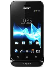 Sony Xperia Tipo Dual (ST21i DS) - černá