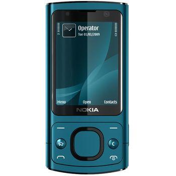 Nokia 6700 slide Petrol Blue (2GB)