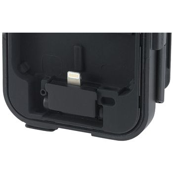 Držák BikeConsole Powerplus se záložním akumulátorem 3000mAh + PanzerGlass sklo pro Apple iPhone 5/5S/5C