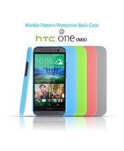 Brando zadní ochranný kryt pro HTC One (M8), šedý