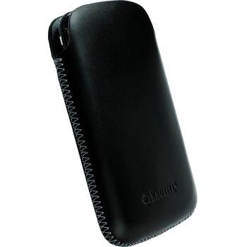 Krusell pouzdro Donso - L - Nokia C6/N900/N97 Mini, HTC Legend SE X2/Elm 114x67x16 mm (černá)