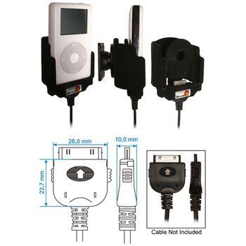 Brodit držák pasivní pro originální kabel - Apple iPod (viz popis)