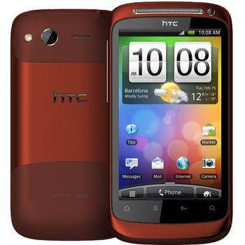 HTC Desire S oranžová
