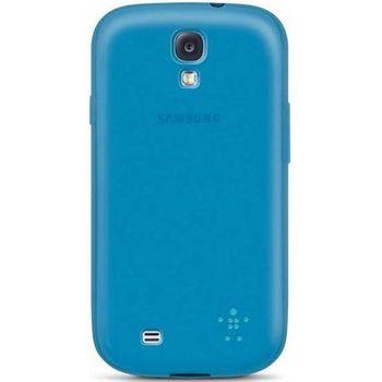 Belkin TPU pouzdro pro Samsung Galaxy S4, modré