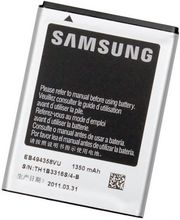 Samsung baterie EB494358 pro Samsung Galaxy Gio S5660,Ace S5830, Fit S5670 1350mAh
