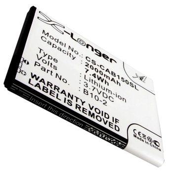 Baterie pro Caterpillar CAT B15 2000mAh