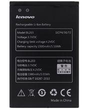 Lenovo baterie BL203 pro Lenovo A369, 1500 mAh Li-Ion, eko-balení