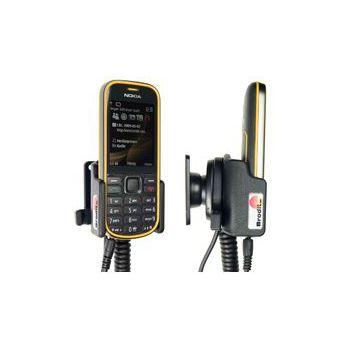Brodit držák do auta na Nokia 3720 Classic bez pouzdra, s nabíjením z cig. zapalovače