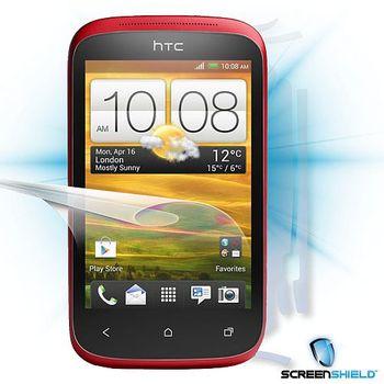 Fólie ScreenShield HTC Desire C - celé tělo