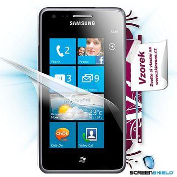 Fólie ScreenShield Samsung Omnia M ochrana displeje-displej+voucher na skin