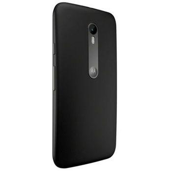 Motorola zadní kryt Shell Case pro Motorola Moto G (3. generace), černý
