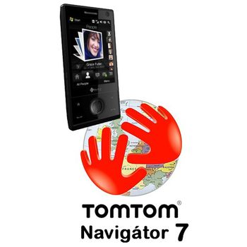 Instalace TomTom Navigátor 7 pro HTC Touch Diamond, MDA Compact IV
