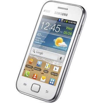 Samsung S6802 Galaxy Ace DUOS bílá