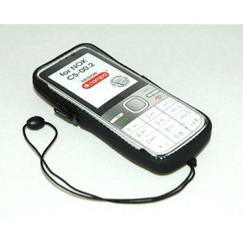 Campa pouzdro pro Nokia C5-00, černá