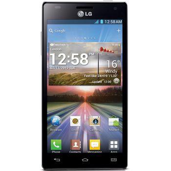LG P880 Optimus 4xHD, černá - rozbaleno, plná záruka