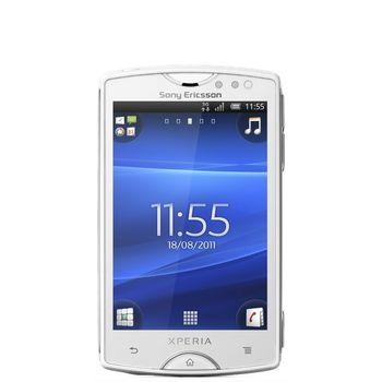 Sony Ericsson Xperia ST15i Mini White - předváděcí zařízení, plná záruka 2 roky