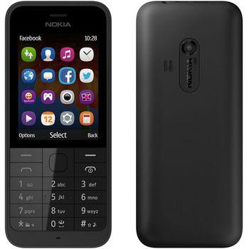 Nokia 220 Single Sim černá