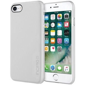 Incipio ochranný kryt Feather Case pro Apple iPhone 7, stříbrná