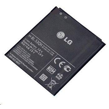 LG baterie BL-53QH pro 4XHD P880/F5/L9/L9 II, 2150mAh, Li-Ion, eko-balení