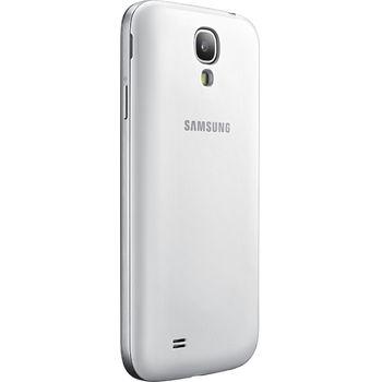 Samsung zadní kryt pro bezdrátové nabíjení EP-CI950IW pro Galaxy S4 (i9505), bílý